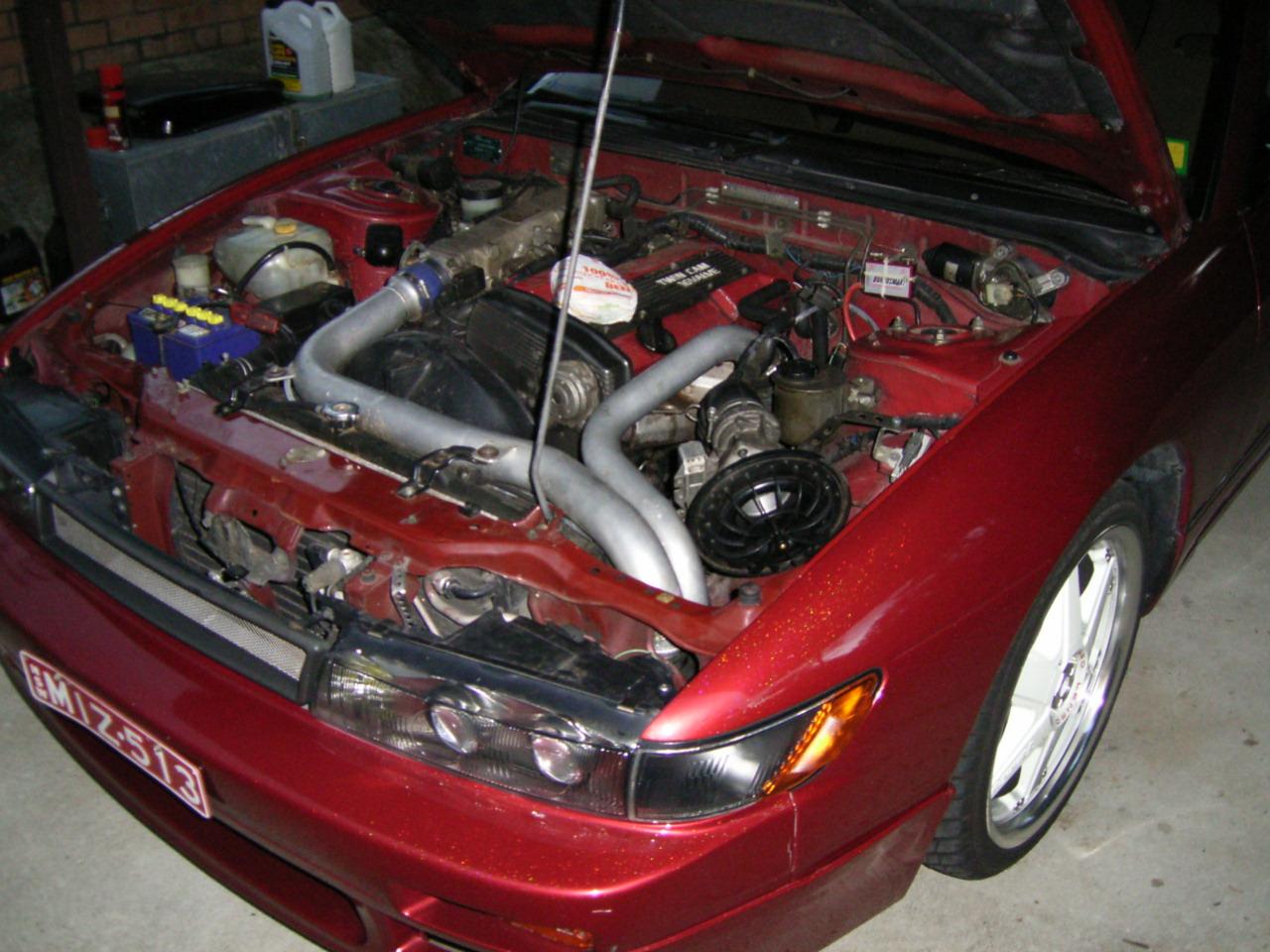 Car: S13 Silvia K , 347